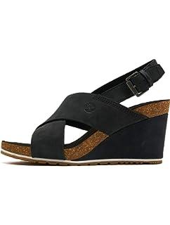Capri Sunset Wedge Sandals