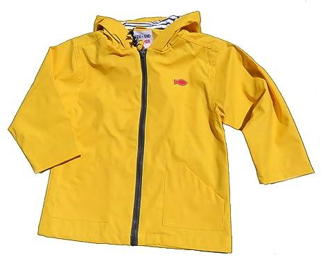 b93bc7fa5239d4 Week End à la Mer Baby Girls  Raincoat - yellow -  Amazon.co.uk ...