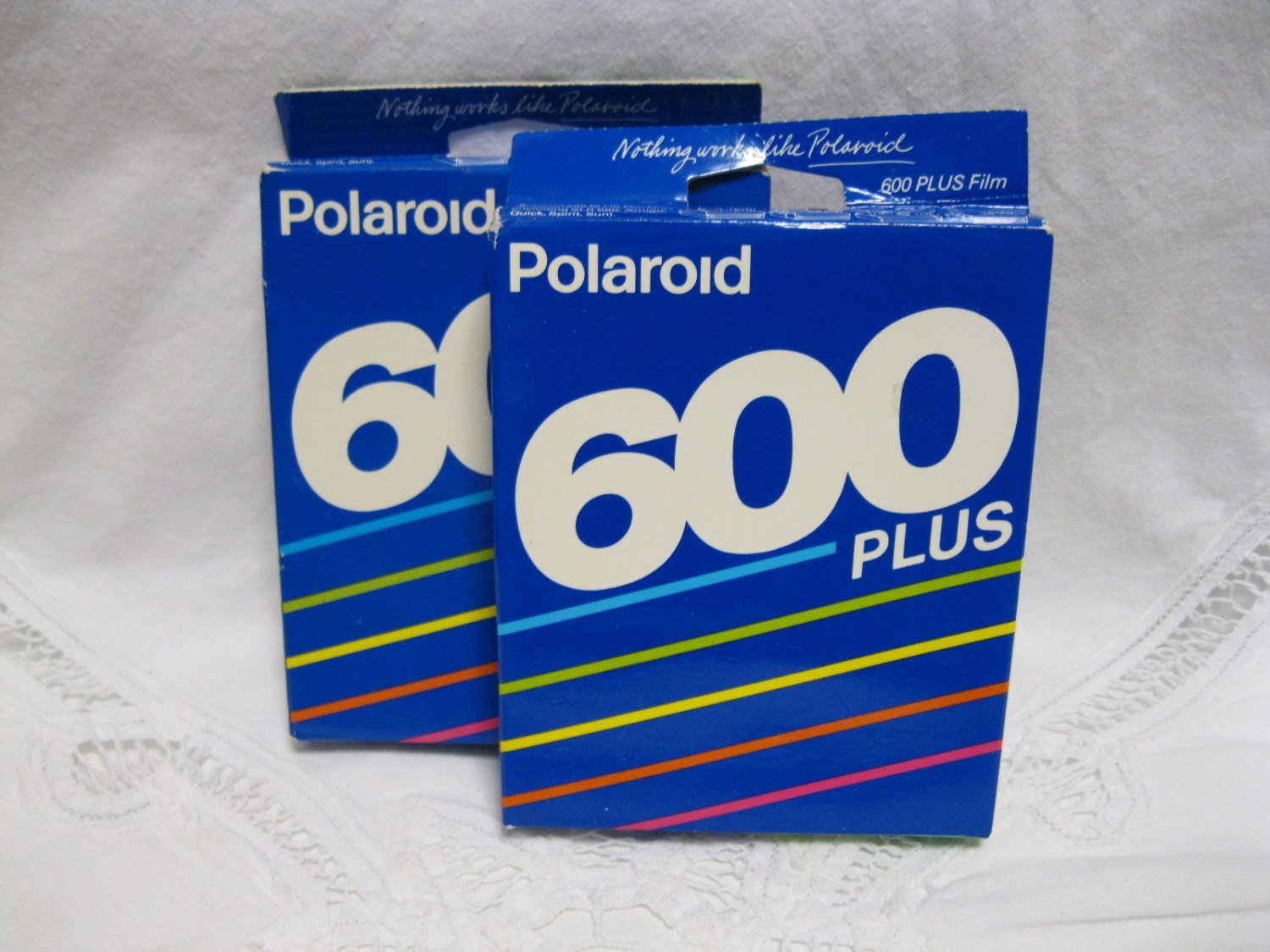 POLAROID 600 FILM SINGLE PACK