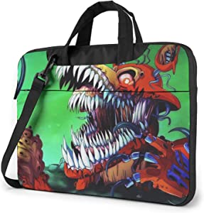 Five Nights at Freddy's Laptop Bag Tablet Portable Briefcase Protective Case Cover Messenger Bags 14 inch