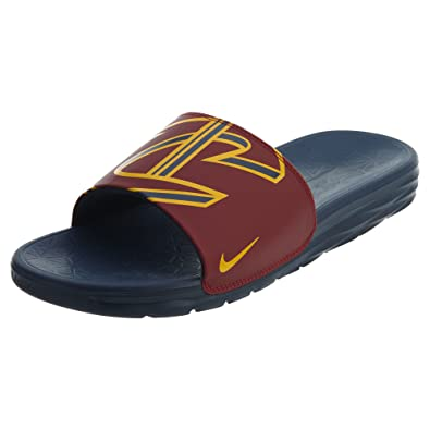 2b7f9e292760 Nike Men s Benassi Solarsoft NBA