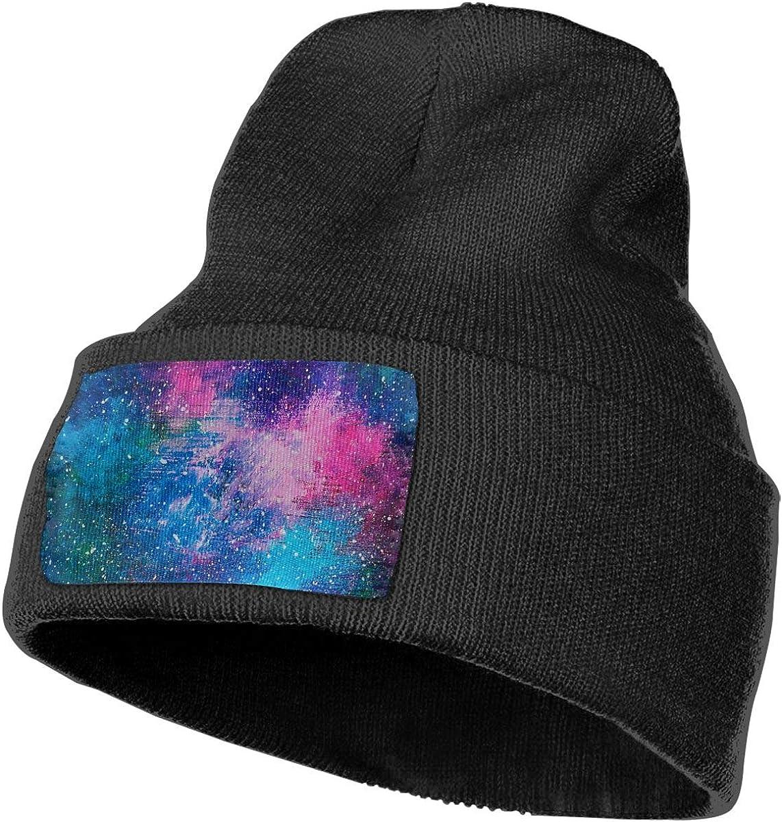 JZMY6 Galaxy 4 Funky Beanie Hat Skull Cap
