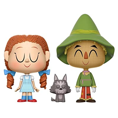Funko Vynl: The Wizard of Oz - Dorothy & Scarecrow 2Pk Collectible Figure 2 Pack: Funko Vynl.:: Toys & Games [5Bkhe1005555]