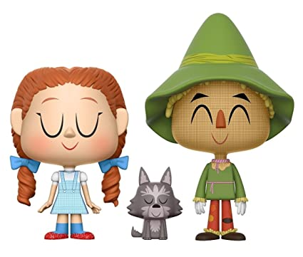 Amazoncom Funko Vynl The Wizard Of Oz Dorothy Scarecrow 2pk