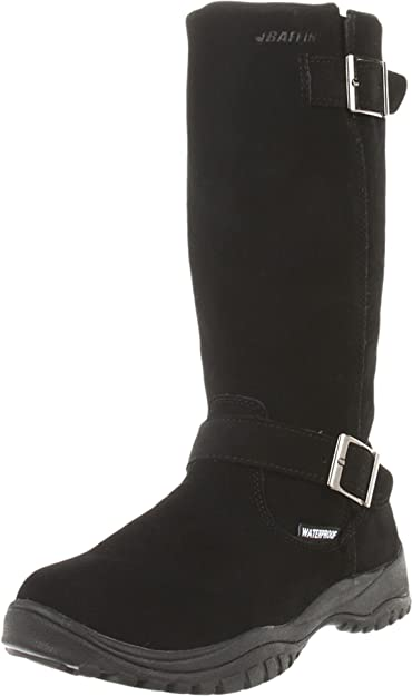 Baffin Women's Charlee Snow Boot,Black,6 ...