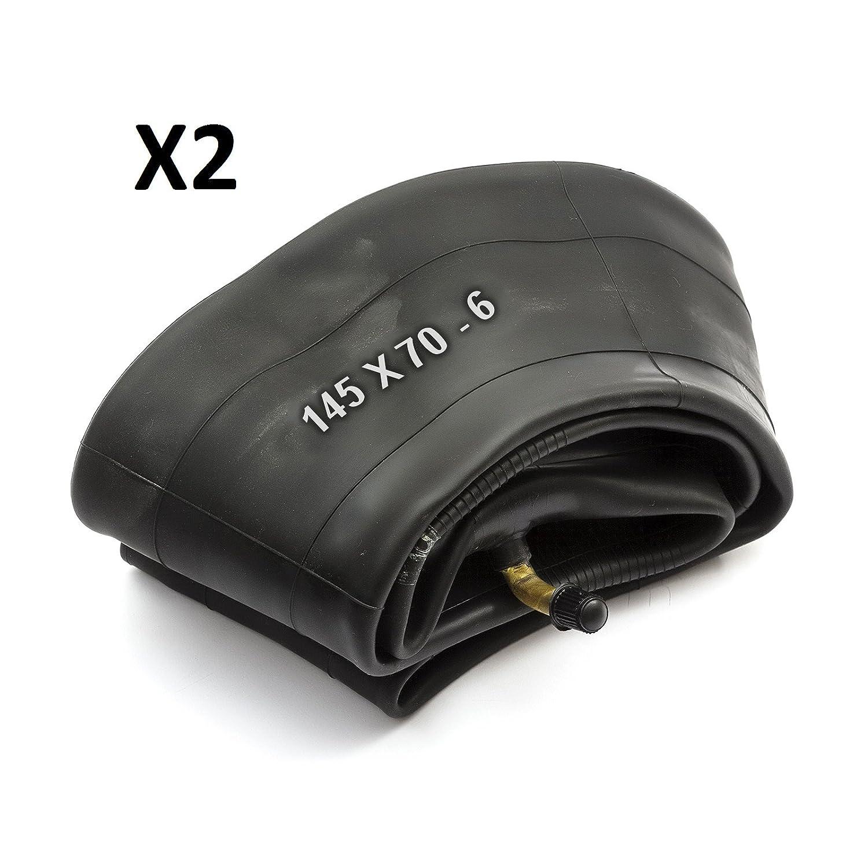 2 X Innertube 145x7.00-6 145x70-6 4.00-6 5.00-6 4.00/5.00-6 13x5.00-6 Sit Down Lawnmower 6 inch 6\'\' Countax Westwood 90 Degree Bent Valve Schradar PetrolScooter