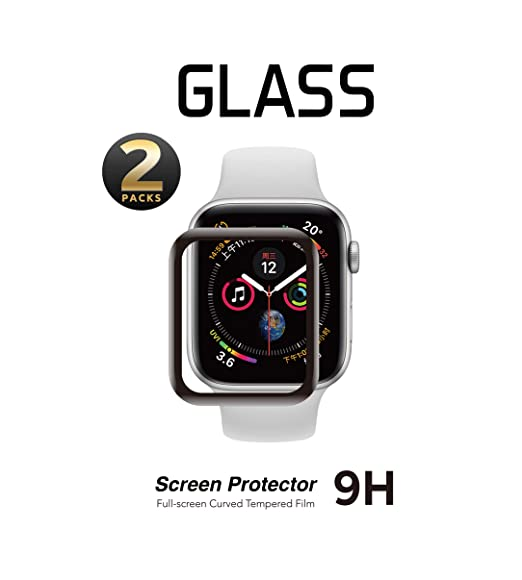 Amazon.com: Protector de pantalla para Apple Watch Series 4 ...