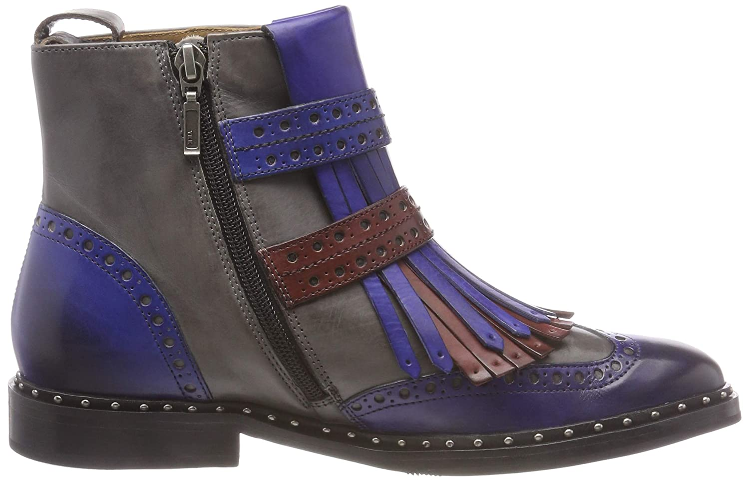 MELVIN & HAMILTON MH HAND MADE schuhe OF Stiefel CLASS Damen Sally 93 Chelsea Stiefel OF ccea69
