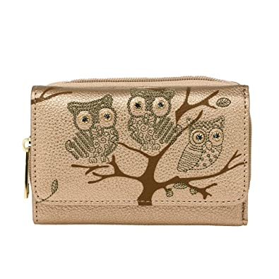 1ece15b098d46c Womens Wallet Purse Ladies Coin Purses High Quality Girls Card Holder Owl  Purse Tassel Bag With