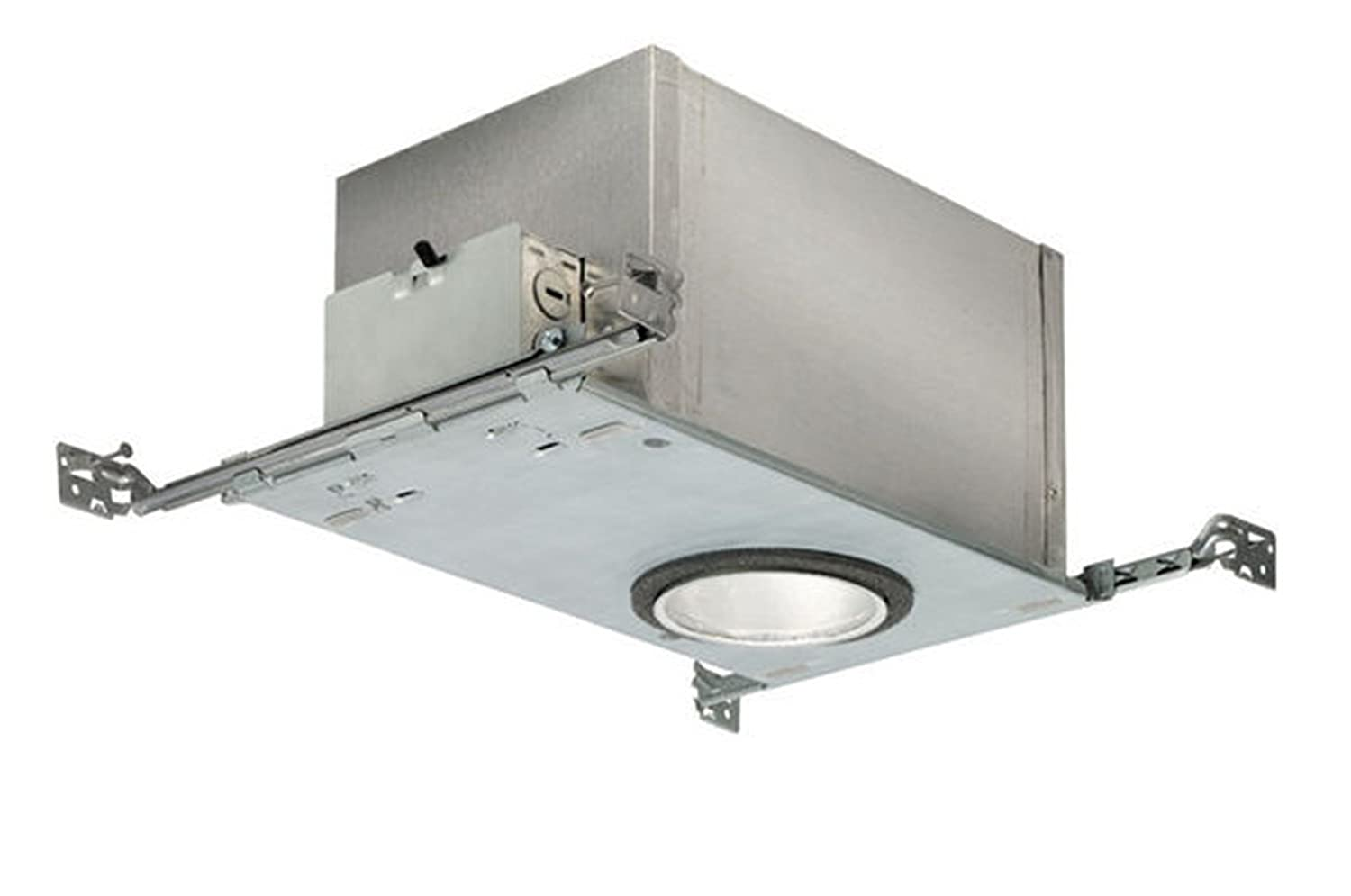 Juno Lighting ICPL418E 4-Inch 18-Watt 120-Volt HPF Electronic Ballast New Construction CFL Recessed Housing Juno Lighting Group