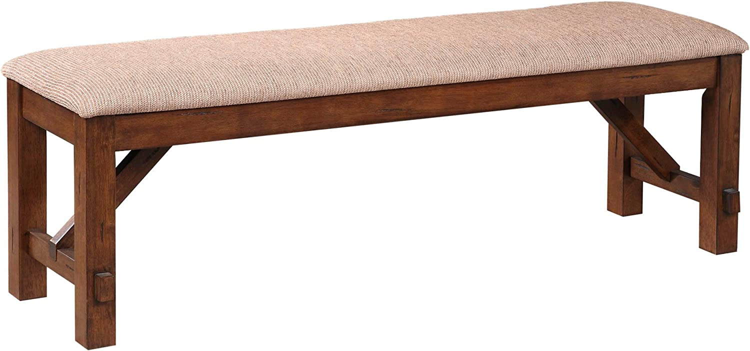 Powell Company Kraven Dining Bench