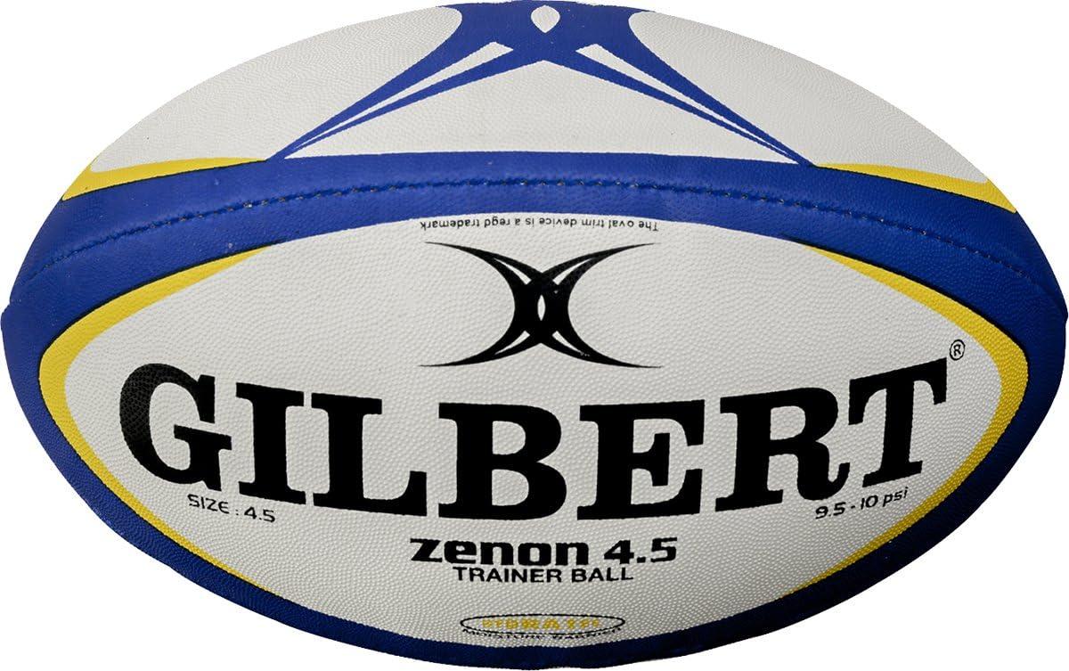 ギルバートラグビースポーツトレーニング& Practice Zenonトレーナーボールサイズ4.5