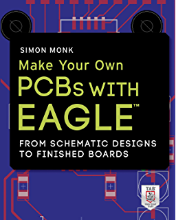 Amazon.com: PCB Design in EAGLE - Part 1: Learn about EAGLE\'s user ...
