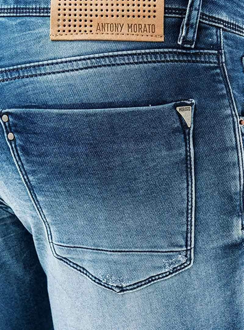 Antony Morato Vaquero Hombre Jeans Flex: Amazon.es: Ropa y ...