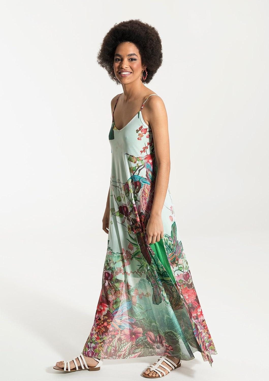 Linaria, Vestido Casual para Mujer: Amazon.es: Ropa y accesorios