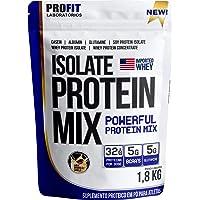 Isolate Protein Mix Banana Com Canela 1, 814Kg, Profit