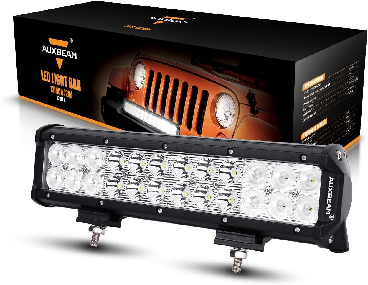 Auxbeam 12-Inch LED Light Bar