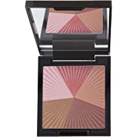 Natio Blush and Bronze Palette, Rosy Glow, 12g