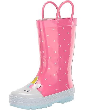 0718413df0c9e Girl's Rain Boots | Amazon.com