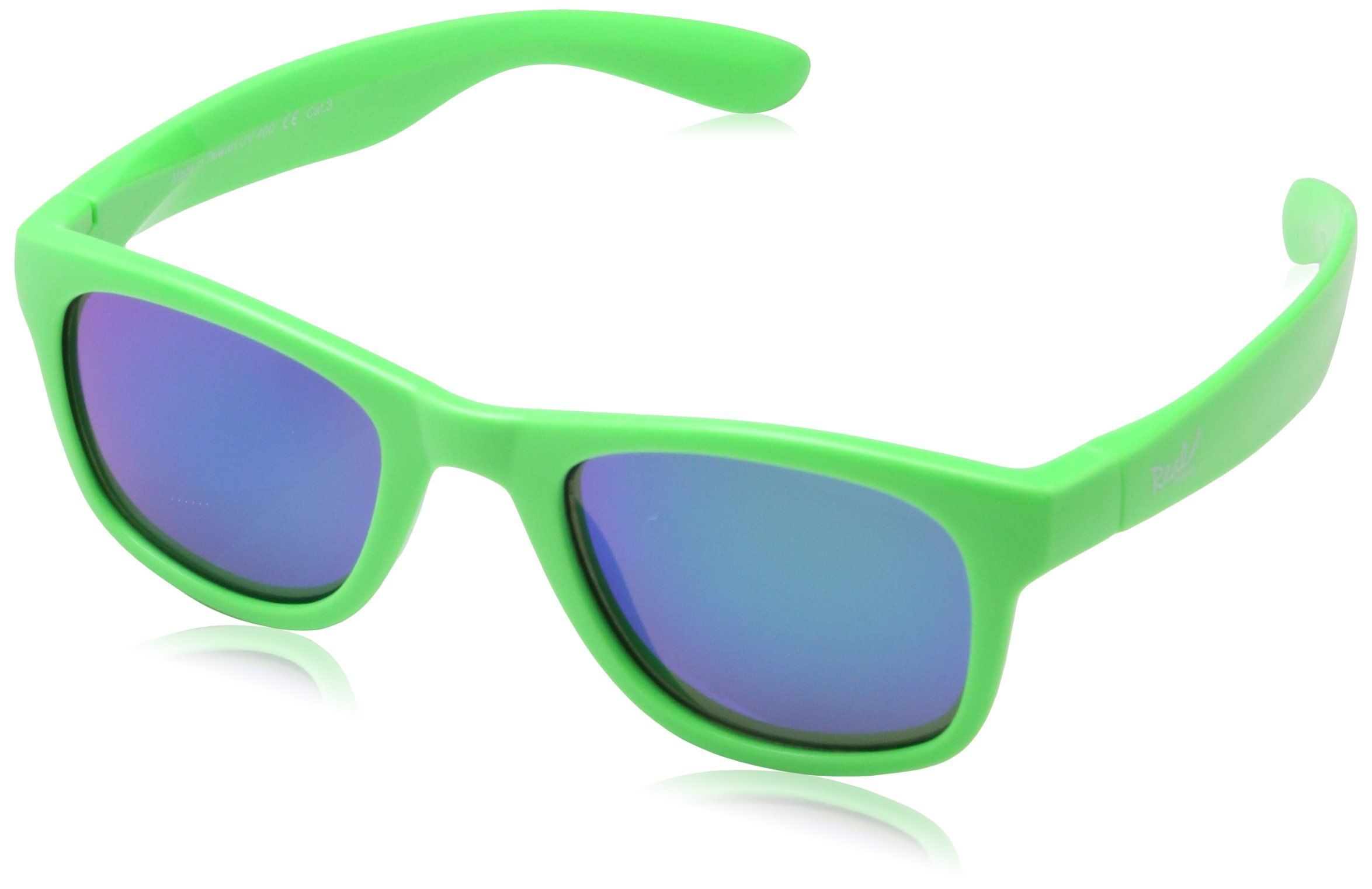 Real Kids Shades Surf Sunglasses for Toddler, Kid, Youth - 100% UVA UVB Protection, Polycarbonate Mirror Lenses, Unbreakable, Iconic Style