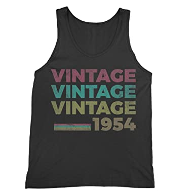 65th Birthday Gift Mens Tank Top