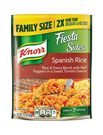 Knorr Spanish Rice With Ground Beef