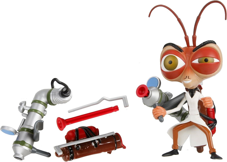 Amazon Com Monsters Vs Aliens Dr Cockroach Action Figure Toys Games