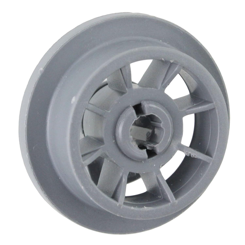 Spares2go Cesto accesorio de ruedas para Siemens lavavajillas ...