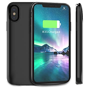 coque avec batterie iphone x