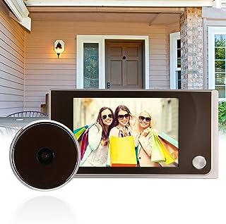 Casa 120° Porta Digitale Peephole Viewer Spioncino 3.5' LCD color screen display TH191