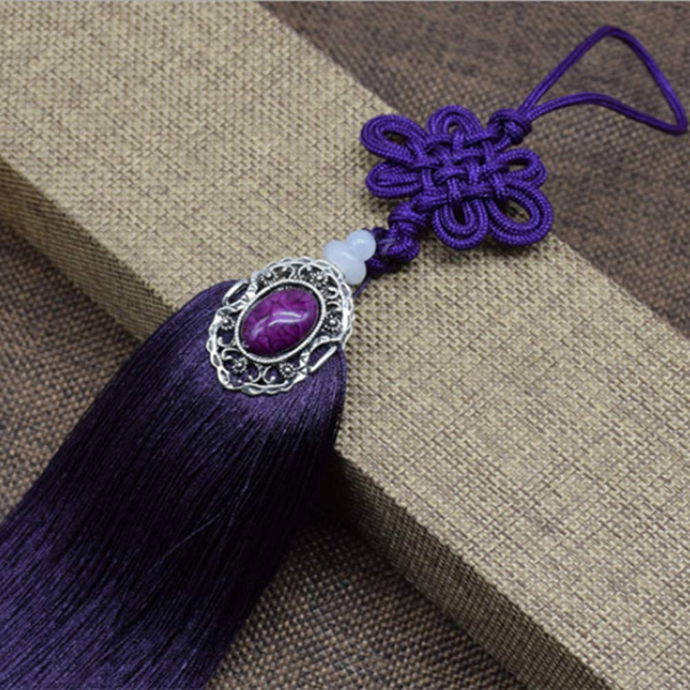 Chinese Knot YEQIN 2mm x 100 Yards Quality Rattail Nylon Satin Cord Roll Kumihimo Rattail Brown