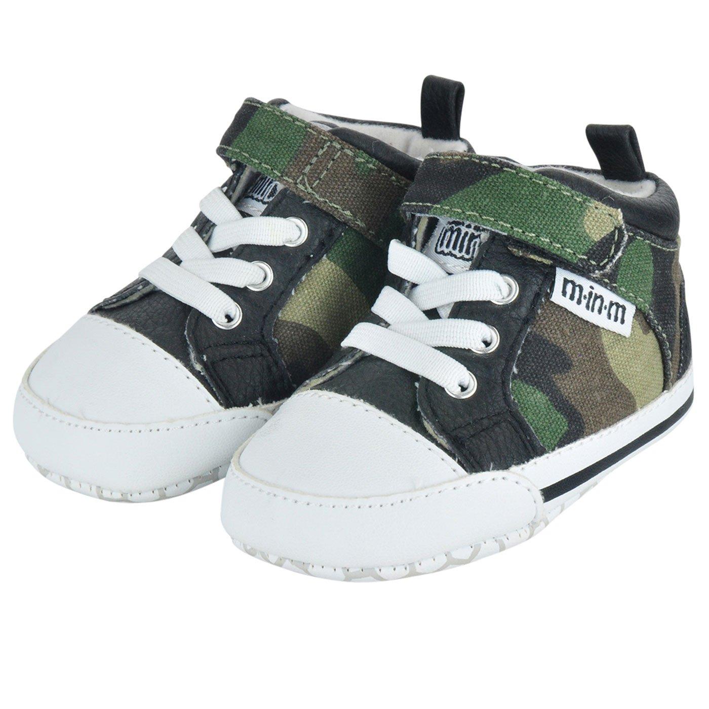 bb622a9aeab0 Amazon.com  High Top Baby Shoes Camoflauge Soft Sole Flexible Camo Boy Girl  Prewalker infant  Shoes