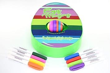 Osterei Werksatt for egg dyeing and drying customizable