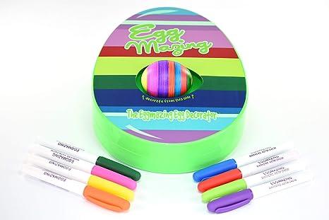 fcd67e242a03 Amazon.com  The Original EggMazing Easter Egg Decorator Kit ...