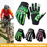Amazon Price History for:Cycling Gloves Touch Screen Full Finger with Skeleton Zombie Design for Motocross Bike MTB
