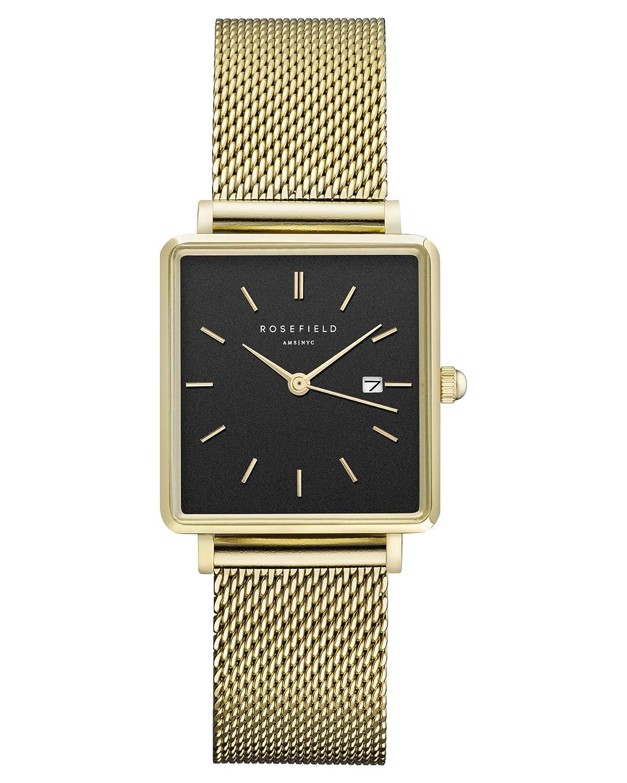 Rosefield Reloj Analógico para Mujer de Cuarzo con Correa en Acero Inoxidable QBMG-Q06: Amazon.es: Relojes