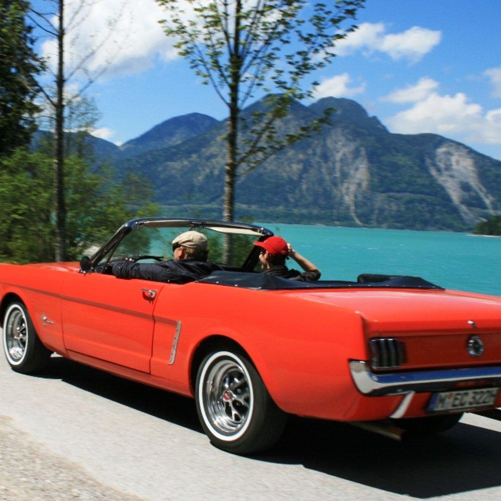 experiencia cupones: Ford Mustang Cabrio - Sí conducción en ...