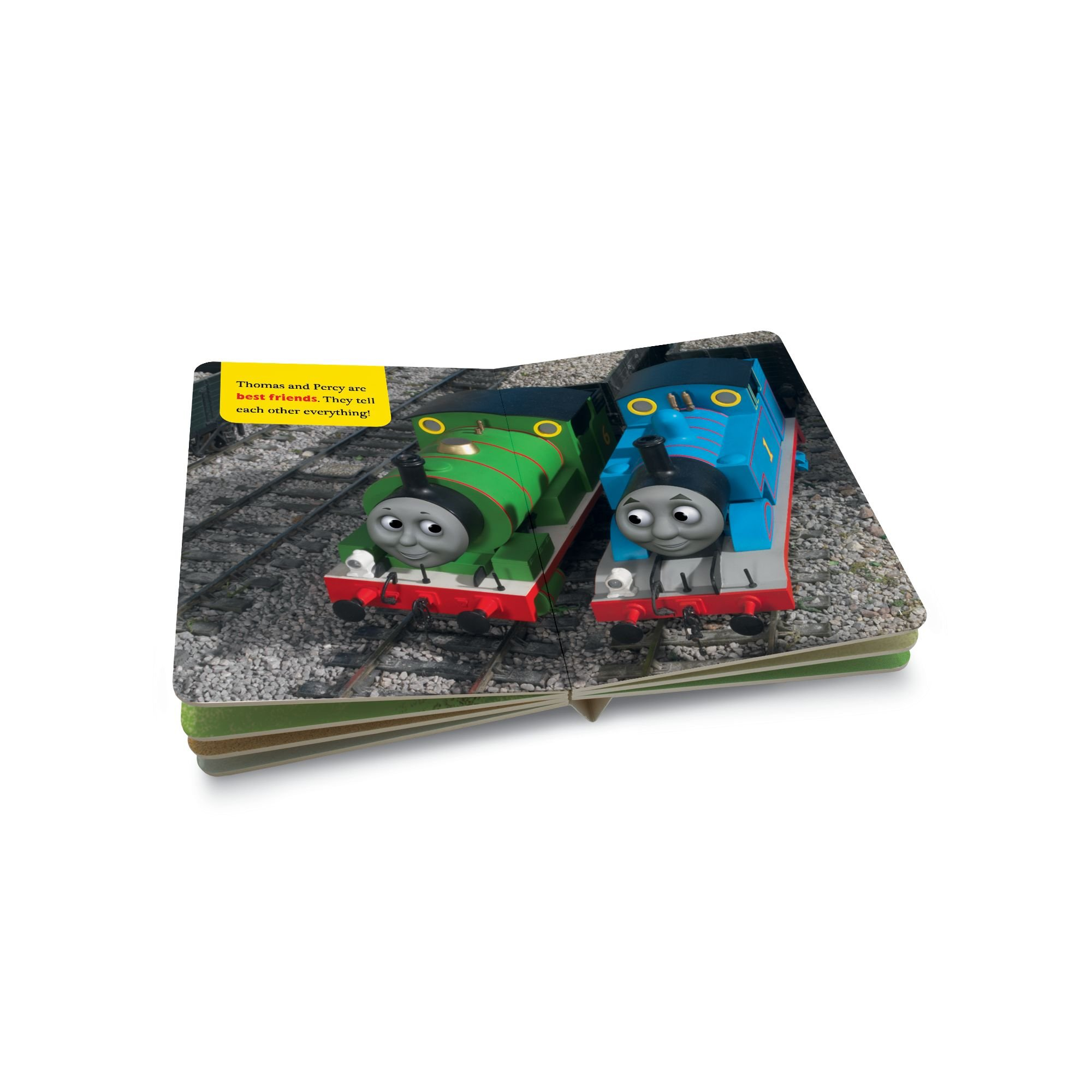 LeapFrog LeapReader Junior Book: Thomas & Friends: Best Friends (works with Tag Junior) by LeapFrog (Image #5)