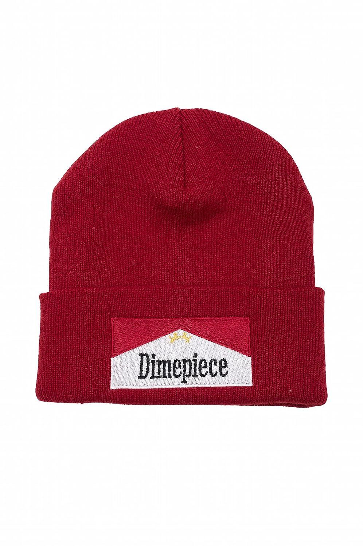 3a8b194dccd Dimepiecela Smoke Me Up Red Beanie