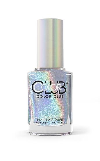 Amazon.com : Color Club Halographic Hues Nail Polish, Multicolored ...