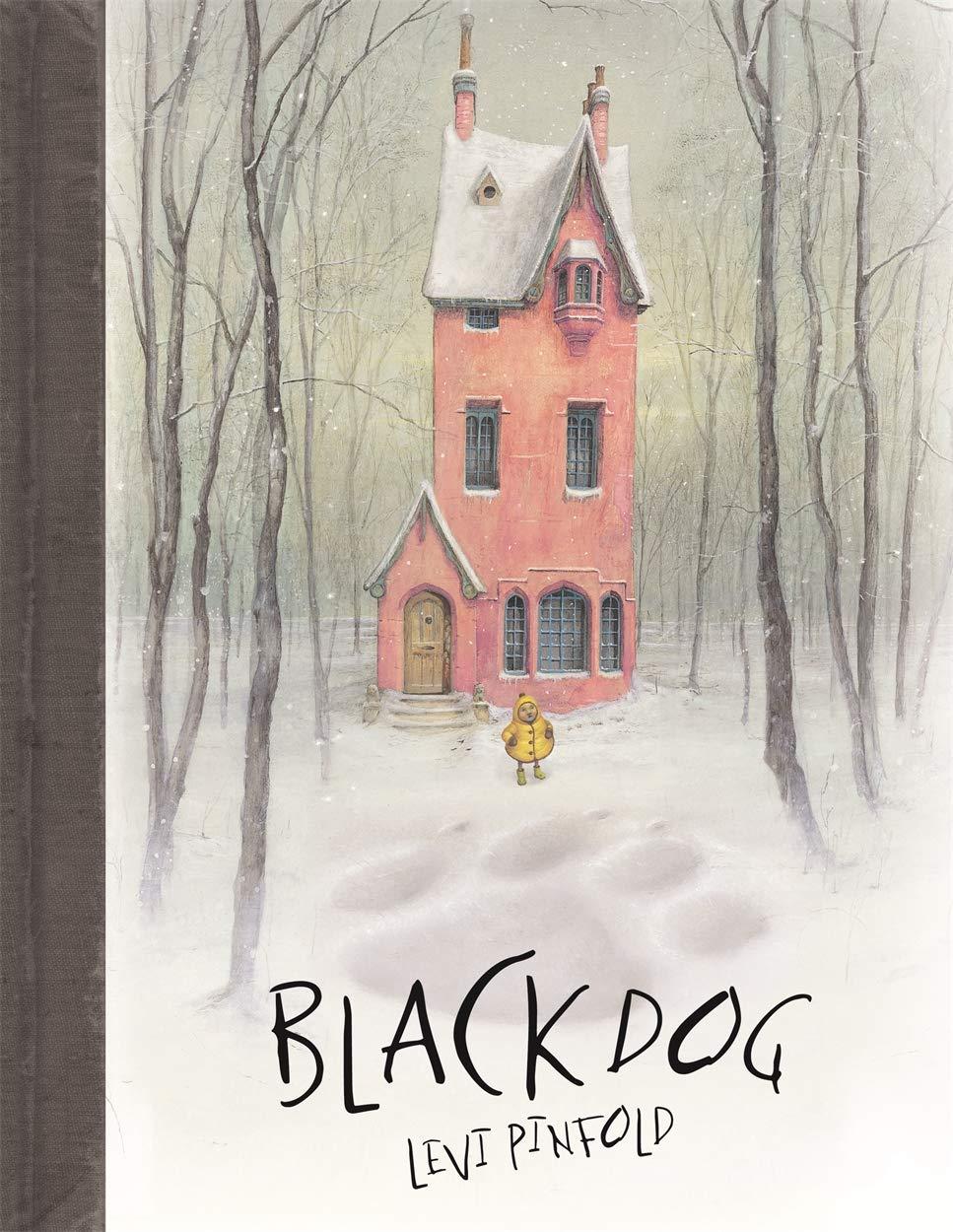 Black Dog: Amazon.co.uk: Levi Pinfold, Levi Pinfold: Books