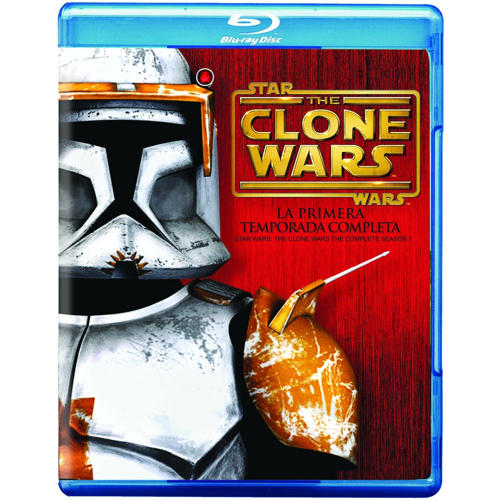 Star Wars: The Clone Wars - Season 1 [Blu-ray] by Star Wars