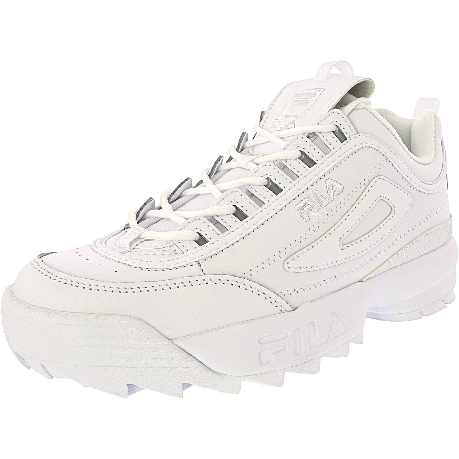 4863d2e8d4c Fila Women's Disruptor Low Wmn 1010302-12v Top Sneakers