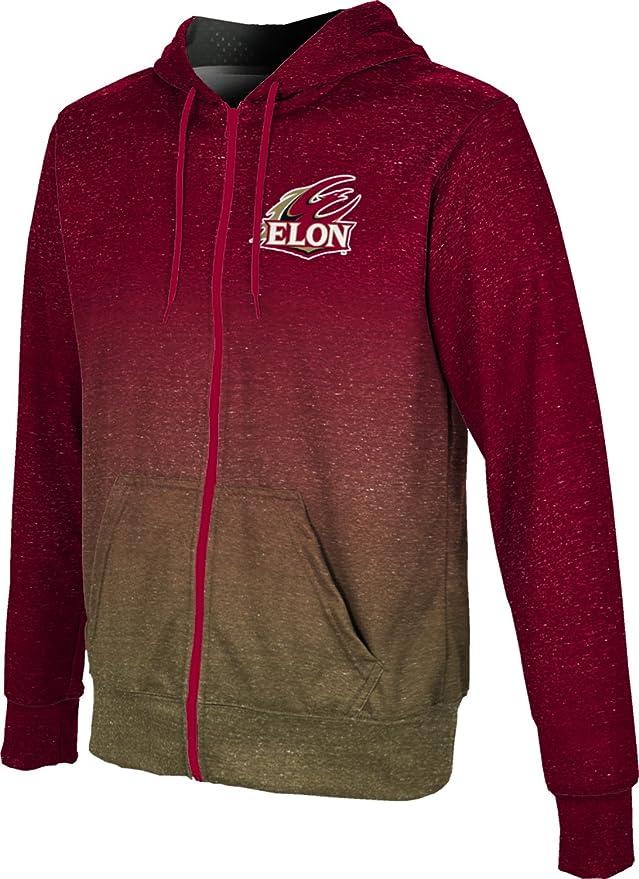 ProSphere Elon University Girls Zipper Hoodie Gameday School Spirit Sweatshirt