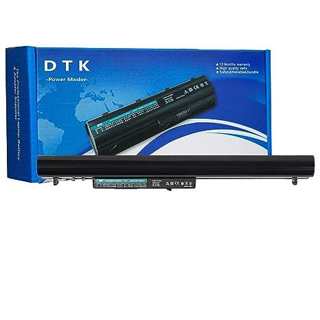 DTK 776622-001 728460-001 F3B96AA LA04 LA04041DF TPN-Q130 Laptop Battery for