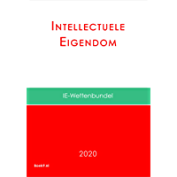 Wettenbundel Intellectuele Eigendom: 2020