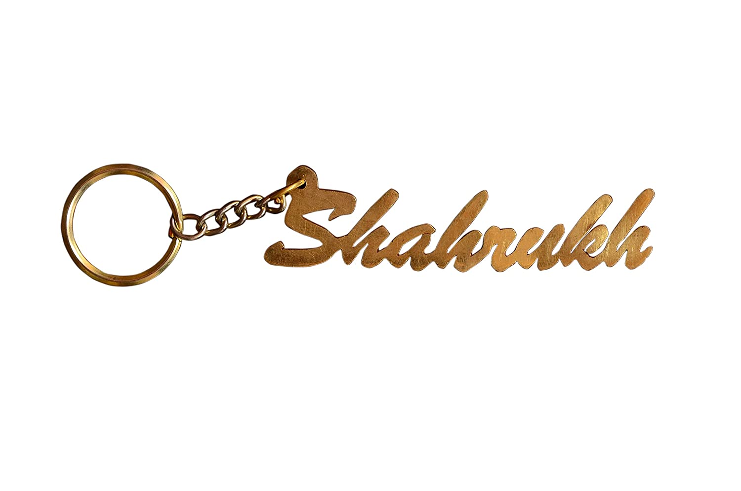 Sajal Personalized Name Brass Keychain  Amazon.in  Bags e12b7023cf