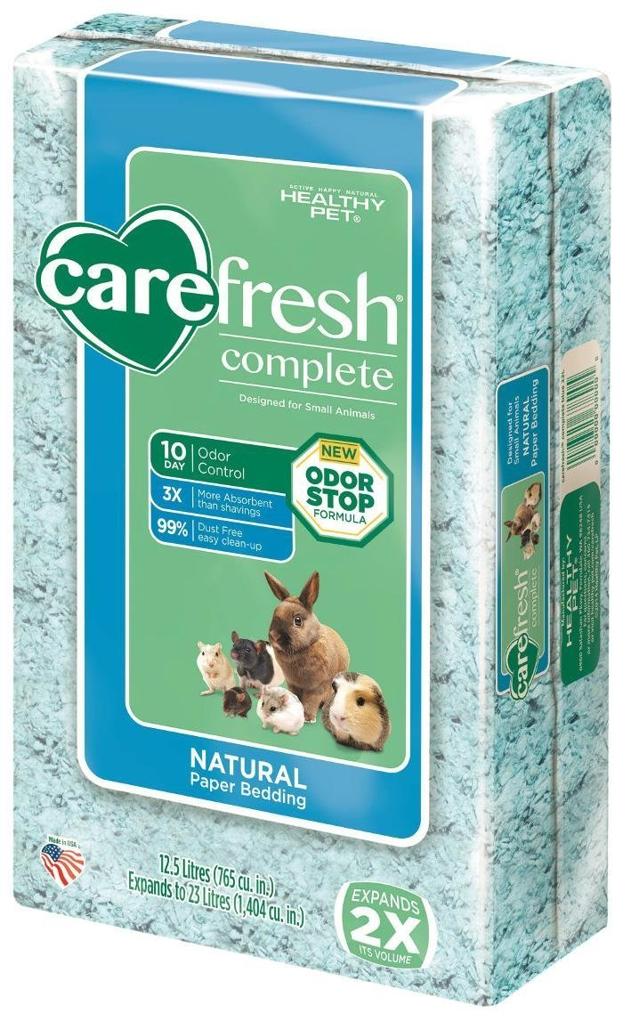 Absorbtion Carefresh Pet Bedding, Blue, 10-Litre Absorbtion Corp 118220