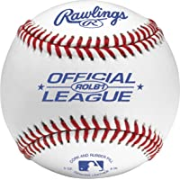 Rawlings Official League Recreational Grade Baseballs