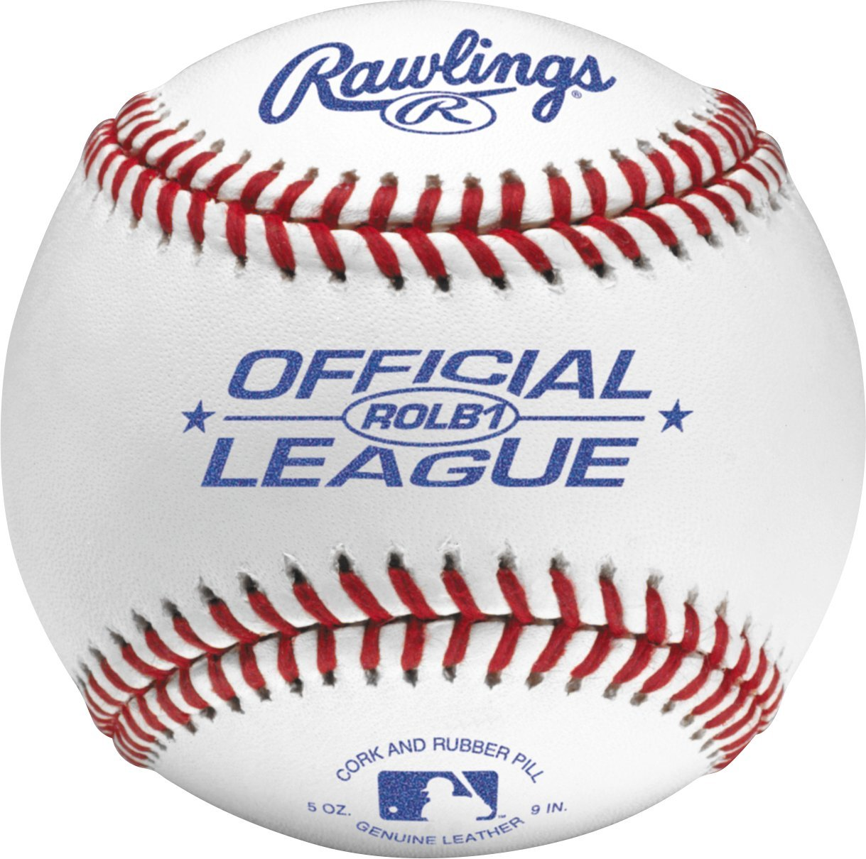 Rawlings (ROLB1) Baseball (Single Ball)